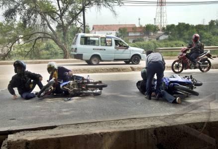 Penanganan Kecelakaan Lalu Lintas Perlu Dilakukan secara Terpadu