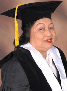 Prof. Dr. Okke Saleha K. Sumatri. Z