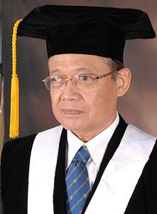 Prof. Dr. Abdullah Dahana