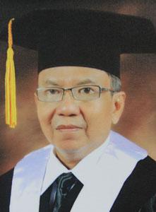 Prof. Dr. Agus Aris Munandar