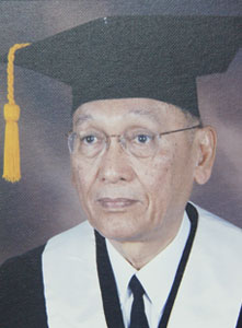 Prof. Dr. Benny Hoedoro Hoed