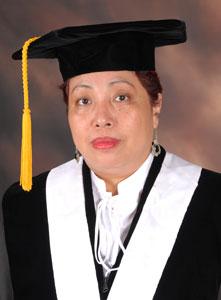 Prof. Dr. Multamia RMT Lauder
