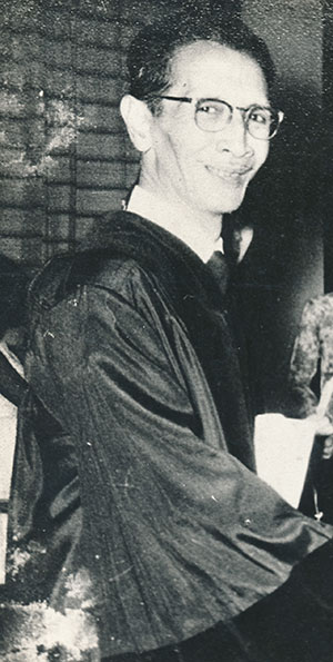 Prof. Dr. Prijono