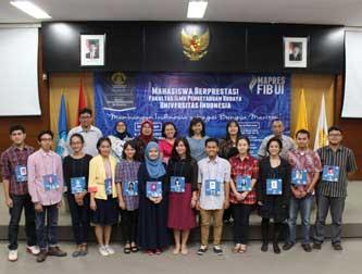 Seleksi Awal Pemilihan Mahasiswa Berprestasi FIB UI 2015