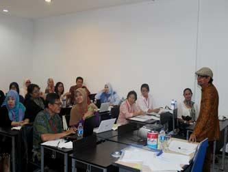 Pelatihan Metode Penelitian Dalam Pengajaran Bahasa