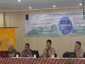 "Kuliah Umum ""Nusantara: The Shared Heritage of Archipelagic Southeast Asia"""
