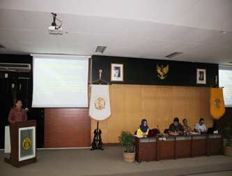 """Seminar Nasional """"Jejak-jejak Peradaban di Muarajambi"""