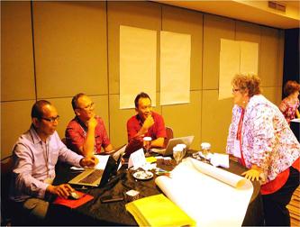 FIB UI Bekerjasama dengan RELO Mengembangkan Modul Pembelajaran Bahasa Inggris Online