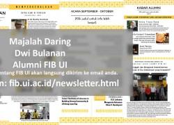 Majalah Daring Alumni FIB UI
