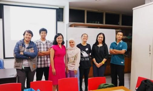 Program Pendidikan Sepanjang Hayat – Penulisan Fiksi Urban