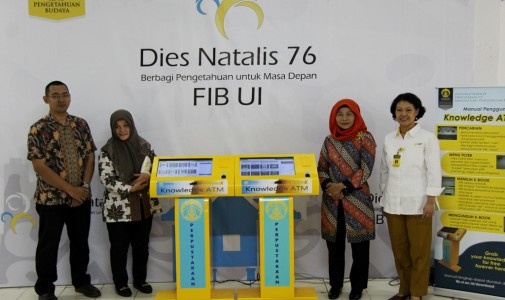 Launching K-ATM di FIB UI