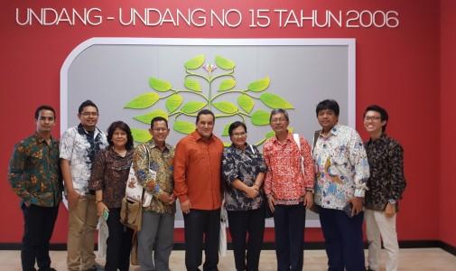 Rancang Ulang Museum BPK RI Sebagai Wujud Hasil Kerjasama Antara BPK RI dengan Fakultas Ilmu Pengetahuan Budaya, Universitas Indonesia