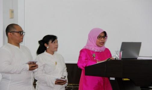 Promosi Doktor Ilmu Susastra Priscila Fitriasih Limbong