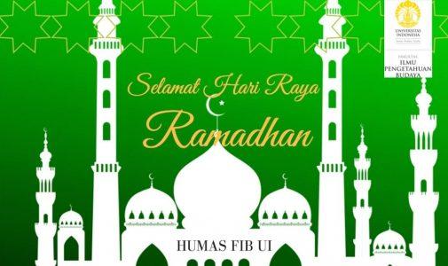 Selamat Berpuasa Ramadhan 1438H