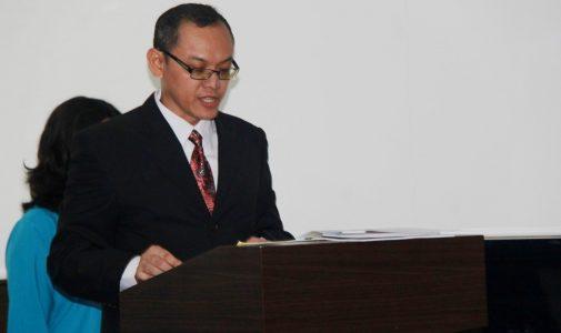 Promosi Doktor Ilmu Sejarah Achmad Sunjayadi