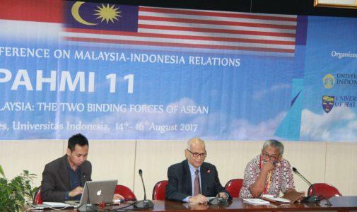 Konferensi Internasional Persidangan Antarabangsa Hubungan Malaysia-Indonesia (PAHMI) yang ke-11