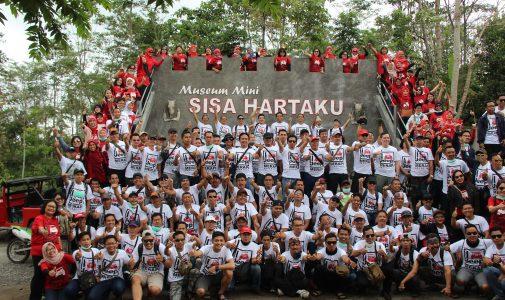 Hari Kebersamaan Sivitas Akademika FIB UI (Semarang-Yogjakarta)