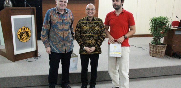 """Kuliah umum bertema """"The Importance of Mak Dizdar Poetry"""""""