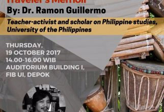 Public Lecture: Dr. Ramon Guillermo