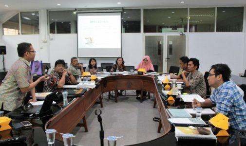 Pelatihan ISO 9001-2015 Fakultas Ilmu Pengetahuan Budaya Universitas Indonesia