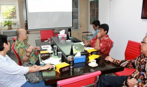 Pelaksanaan audit mutu internal  Fakultas Ilmu Pengetahuan Budaya Universitas Indonesia
