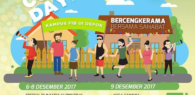 Home Coming Day FIB UI 2017