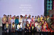 Kemeriahan Penutupan Program BIPA Reguler periode Januari—April 2018 dalam Nuansa Budaya Sunda