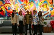 Kunjungan Delegasi Macquarie University, Australia ke FIB UI