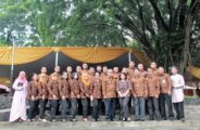Keluarga Besar Fakultas Ilmu Pengetahuan Budaya Universitas Indonesia (FIB UI) Mempererat Silaturahmi dalam Halalbihalal FIB UI tahun 2018