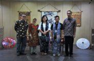 """Bincang-Bincang dan Workshop Batik: """"Batik sebagai Warisan Budaya Indonesia"""""""