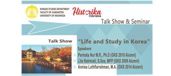 Talk show & Seminar