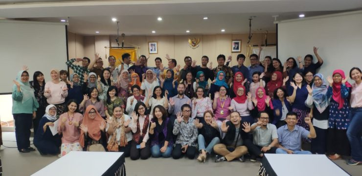FIB UI and RELO held English as Medium of Instruction Workshop