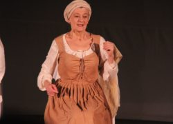 Faculty of Humanities UI with the Embassy of Italy and Italian Cultural Institute in Jakarta Presented A Theatre Performance by Patrizia La Fonte